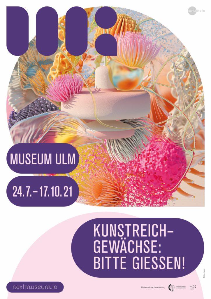 Plakat Museum Ulm